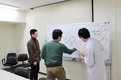 病理組織勉強会(2015年10月)